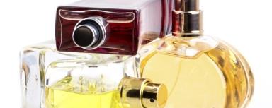 Perfumería, Cosmética